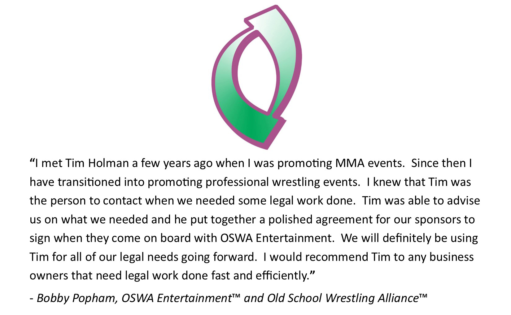 OSWA Entertainment